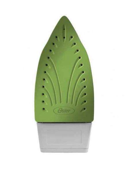 Plancha a vapor -suela antiadherente verde Oster® al mejor precio en Paraguay - Distribuidor Oficial