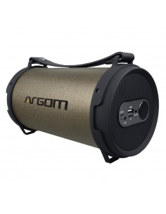 Parlante Inalámbrico Argom Tech 12000MW BAZOOKA BEATS Bluetooth