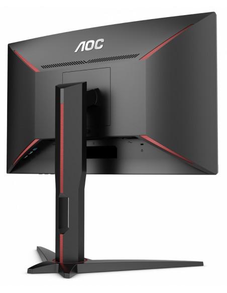 Monitor Gamer Curvo AOC 27 - C27G1 - Paraguay