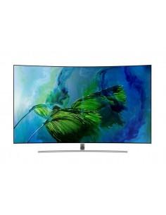 "Televisor Samsung 65"" 4K QLED Smart TV Curvo Q8c - Paraguay - mayorista - distribuidor oficial"