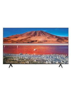 """Smart TV Samsung 50"""" Crystal UHD 4K 2020. Distribuidor oficial en Paraguay."""