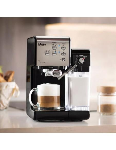 Cafetera Oster Prima Latte BVSTEM6701SS  al mejor precio en Paraguay Distribuidor Oficial