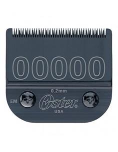 Cuchilla Oster® 00000 Titan al mejor precio en Paraguay Distribuidor Oficial de productos para peluquería. Venta Mayorista