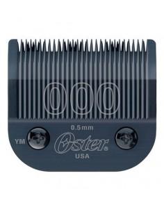 Cuchilla Oster® 000 Titan al mejor precio en Paraguay. Distribuidor oficial de productos para peluquería. Venta Mayorista