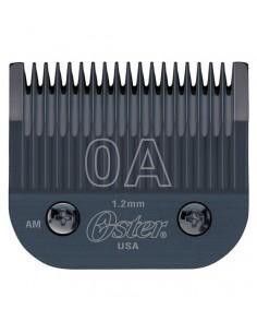 Cuchilla Oster® 0A Titan al mejor precio en Paraguay Distribuidor Oficial de productos para Peluquería. Venta Mayorista