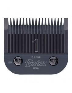 Cuchilla Oster® 1 Titan al mejor precio en Paraguay Distribuidor Oficial de productos para peluquería. Venta mayorista