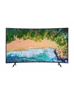 """Televisor Samsung 65"""" UHD 4K Smart TV Serie 7 Curvo al mejor precio en Paraguay Distribuidor Oficial"""