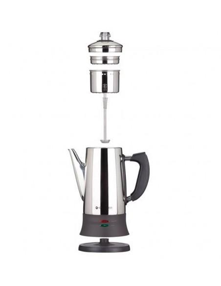 Cafetera Italiana Cadence Inox al mejor precio en Paraguay Distribuidor Oficial