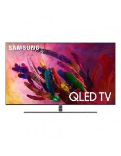 """Televisor Samsung 75"""" 4K QLED Smart TV Q7FN al mejor precio en Paraguay Distribuidor Oficial"""