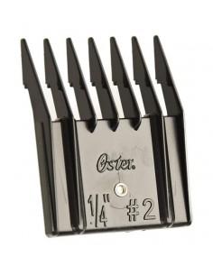 """Peine Universal Oster® 1/4"""" para Máquina Corta Pelos - al mejor precio en Paraguay. Distribuidor oficial de productos para peluq"""