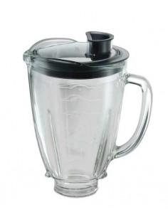 Vaso de vidrio Oster® para licuadoras clásica, reversible y counterform Oster® al mejor precio en Paraguay- Distribuidor Oficial