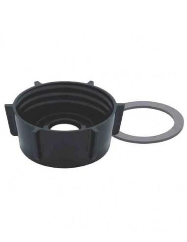 Base de vaso Oster® negra con empaque de hule al mejor precio Paraguay Distribuidor Oficial