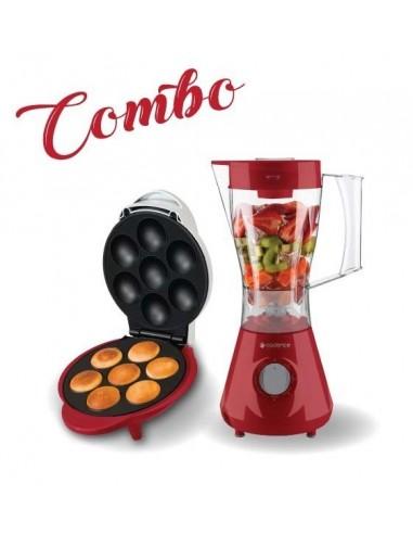Combo Máquina para Cupcakes + Licuadora Cadence al mejor precio en paraguay Distribuidor Oficial