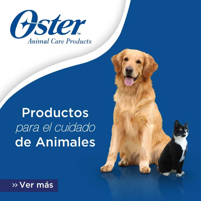 Distribuidor Oficial de OSter Animal Care en Paraguay