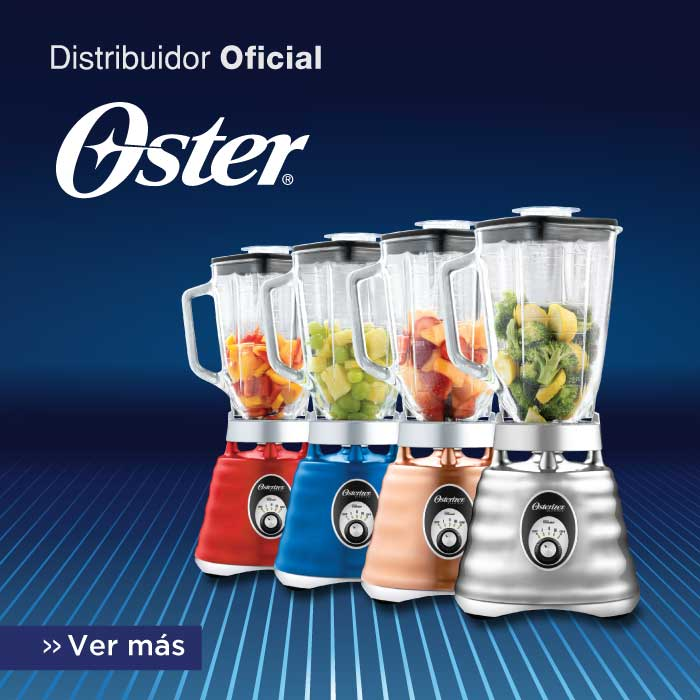 Distribuidor Oficial de electrodomesticos Oster