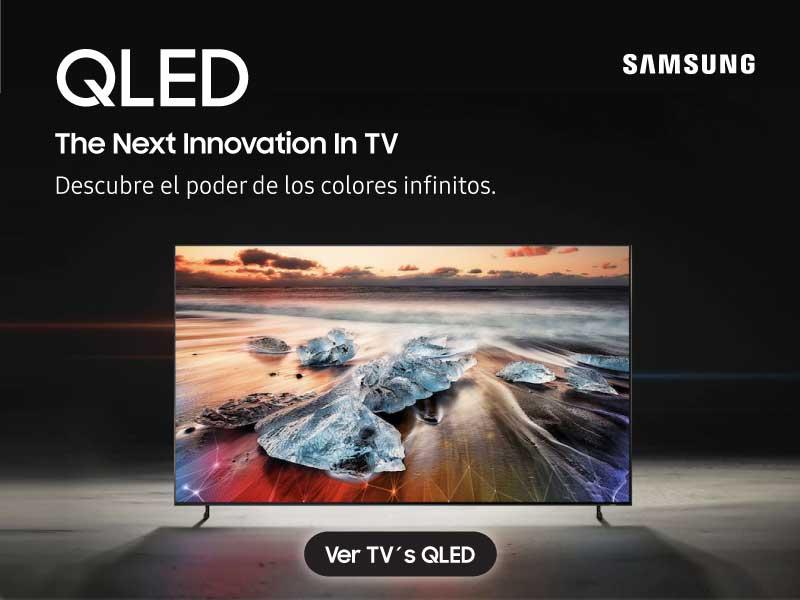 TV QLED Ultra HD 4K  - UHD Samsung - al mejor precio en Paraguay - Somos Distribuidores oficiales de TV Samsung - Venta Mayorista