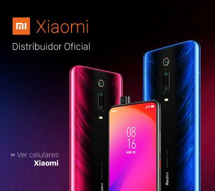 Celulares - Smartphone Xiaomi al mejor precio en Paraguay con Garantía oficial - Somos distribuidores oficiales de la Marca Xiaomi - Venta Mayorista