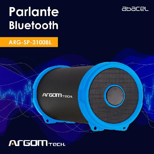 Parlante Inalámbrico Argom Tech BAZOOKA AIR Bluetooth