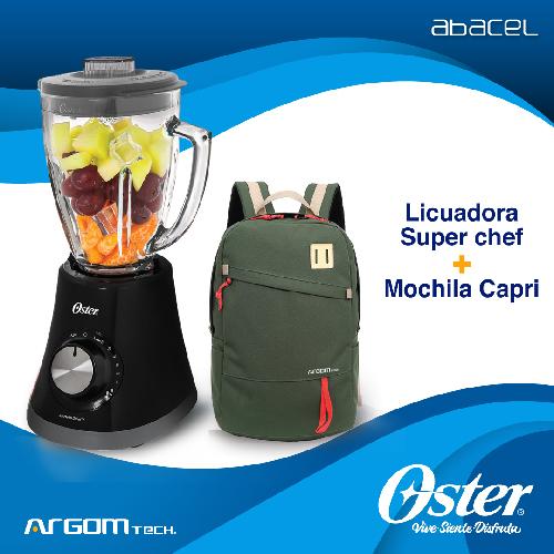 Licuadora Oster® Super Chef de 8 velocidades