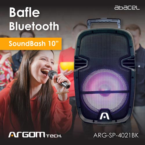Parlante Argom Tech SoundBash 21 Bluetooh